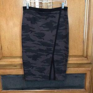 Sanctuary camouflage skirt